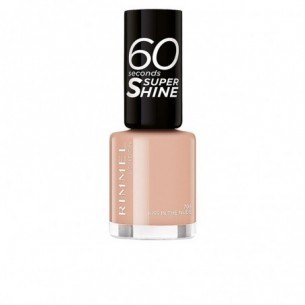 60 Seconds Super Shine - Nail Polish N.708 Kiss in the nude