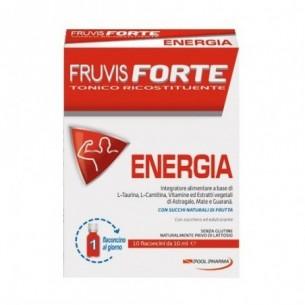 Fruvis Forte Energy - Energy Supplement 100 ml