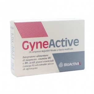 Gyneactive - Women's Health Supplement 24 Tablets