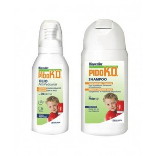 Treatment Neo Pidok.O Anti-Lice Oil 75ml+ Shampoo 150ml+ Comb Free