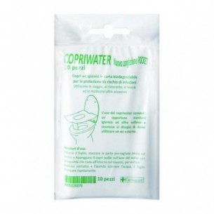 Copriwater - 10 toilet seat cover