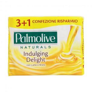 Solid Soap Milk And Honey Naturals 90G x 4 Pcs