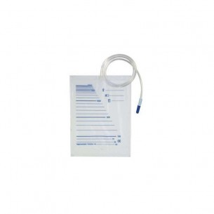 30 sterile bags for collecting urine 2 liters