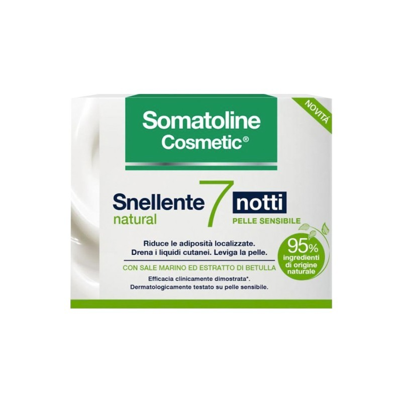 Somatoline - Snellente 7 Notti Natural - slimming treatment 400 g