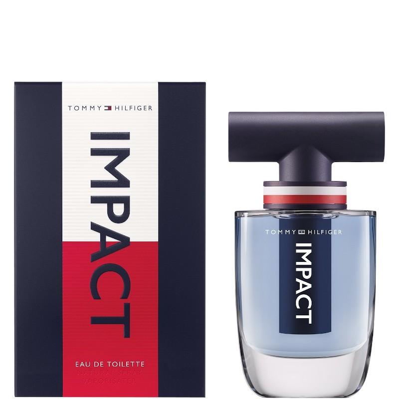 TOMMY HILFIGER - Impact - Eau de toilette for man 100 ml + 4 ml spray