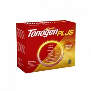 Tonogen Plus - Energy Supplement 22 sachets