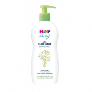 Baby Cleansing Gel For Body And Hair 400 ml