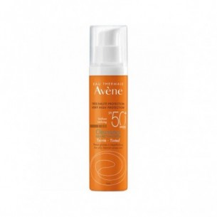 Cleanance sunscreem tinted SPF50+ very high protection 50 ml