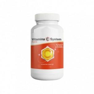Vitamina C System Pura - Immune Support Supplement 60 capsules