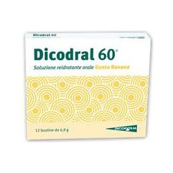 Supplement With Mineral Salts Dicodral 60 12 Sachets