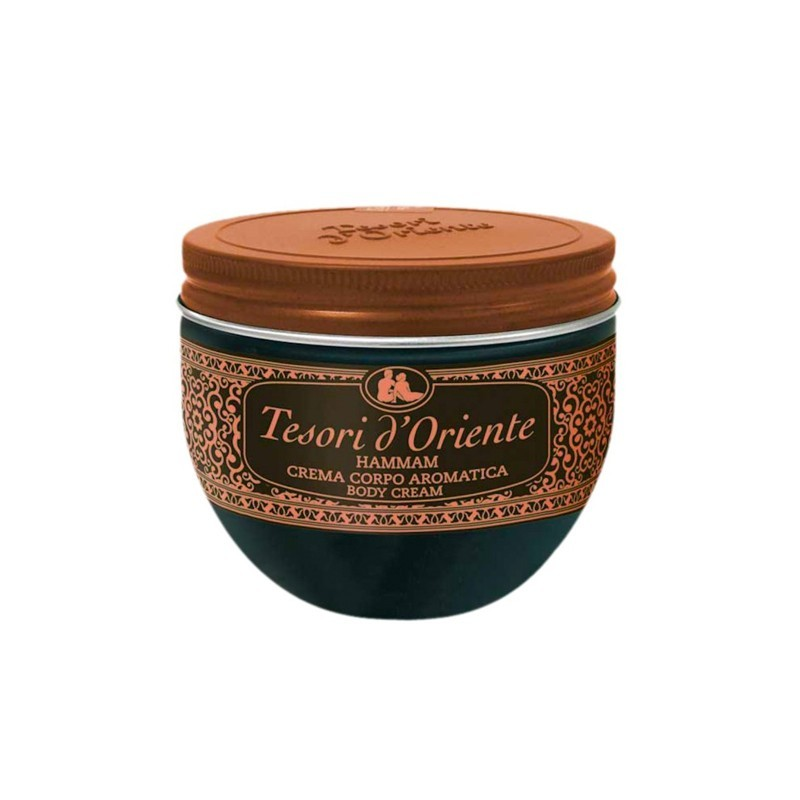 Tesori D'Oriente - Body Cream Hammam 300 ml