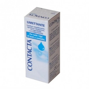 Contacta Wetting - hydrating solution for the eye 15 ml