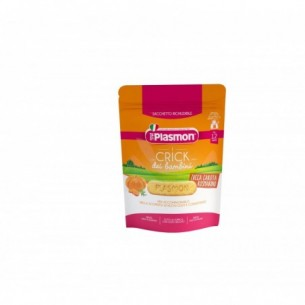 I Crick dei Bambini - cookies with pumpkin Carrot and Rosemary 100 g