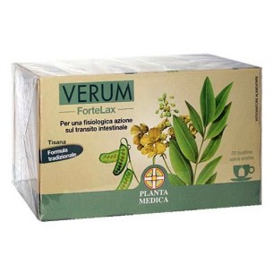 Verum Fortelax - Herbal Tea for the bowel movements 20 sachets