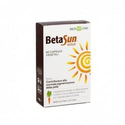 Supplement Beta Sun Gold Skin 60 Capsule