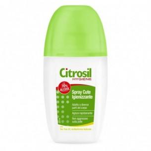 Citrosil Hygiene - Sanitizing skin spray with tea tree 75 ml
