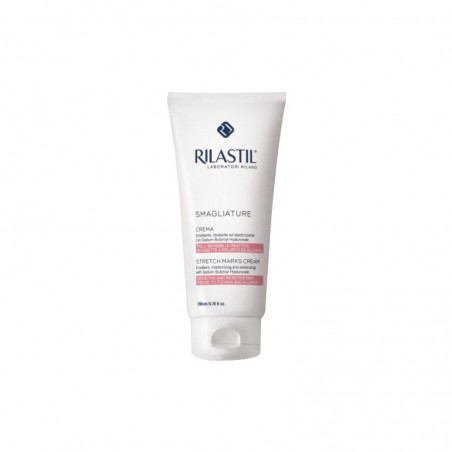 RILASTIL - elasticizing stretch mark cream for sensitive skin 200ml