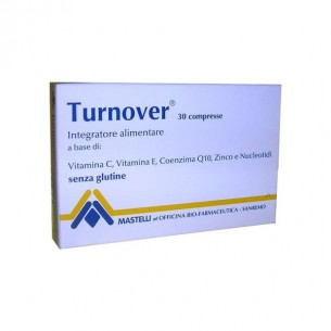 Supplement Antioxidant Turnover 30 Tablets