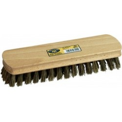 Shoe Brushes Cleaning In Pure Black Bristle Home Sweet Home
