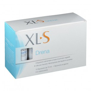 Drena - to eliminate the excess fluids - 10 vials of 10 ml