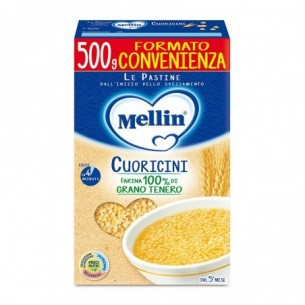 Cuoricini - First meals pasta 500 g