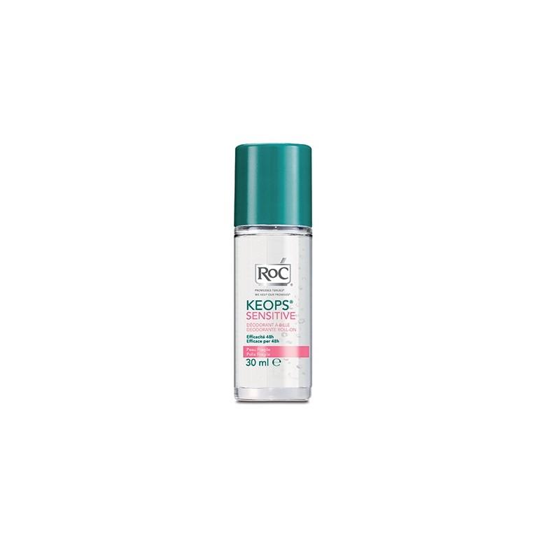 ROC - Keops Roll-on Deodorant Sensitive 30 Ml