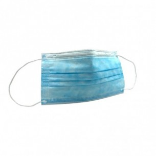 Md-001a - 10 Non-sterile Type 1 Surgical Masks