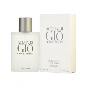 Acqua Di Giò Pour Homme - Eau De Toilette for men Spray 100 Ml