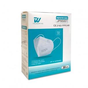 Jp95001 - 20 Ffp2 protective masks