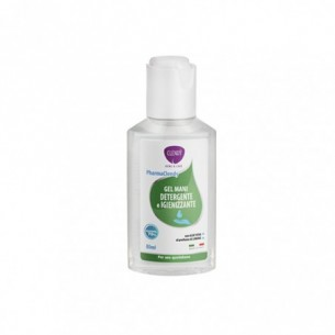 PharmaClendy - Cleansing and sanitizing hand gel 80 Ml