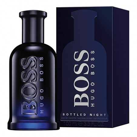 HUGO BOSS - boss Bottled Night - Eau De Toilette for men spray 100 Ml