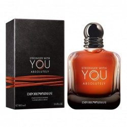 Stronger You Absolutely - Eau de Toilette Uomo 100 ml Vapo
