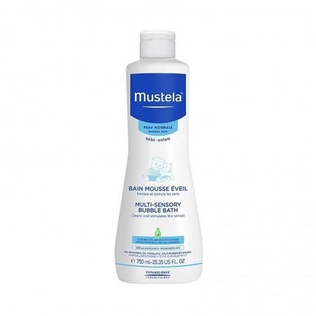 MUSTELA - multi-sensory bubble bath for baby 750 ml