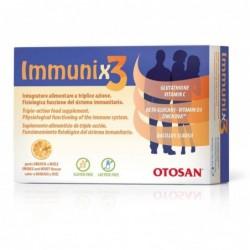 Immunix3 - Integratore per il sistema immunitario 40 compresse