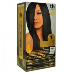 hair dye without ammonia black n.1