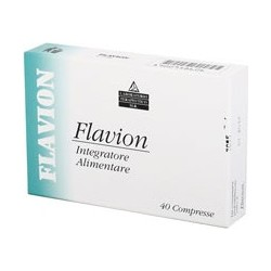 Supplement Flavion 40 Tablets