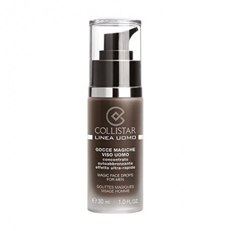 COLLISTAR - Line Man Drops Magic Face - Ultra-Rapid Self-Tanning Concentrate