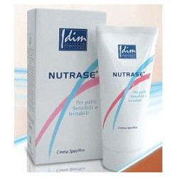 Cream Soothing Moisturizer Sensitive Skin Nutrase 50 Ml