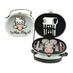 Mallette De Maquillage - Make-Up Kit Silver