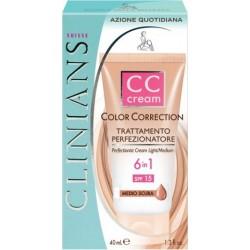 Moisturizing 6 In 1 With Trehalose Correction Cream Spf 15 Medium Dark