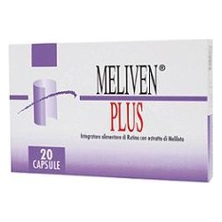 Supplement Meliven Plus For Trophism Microcirculation 20 Capsule