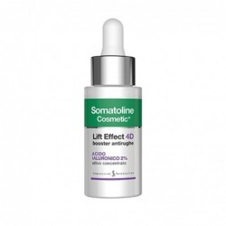 somatoline cosmetic lift effect 4d face wrinkle booster 30 ml