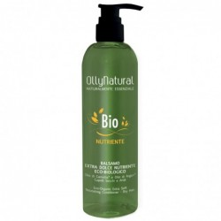 nourishing extra gentle organic hair conditioner - 200 ml