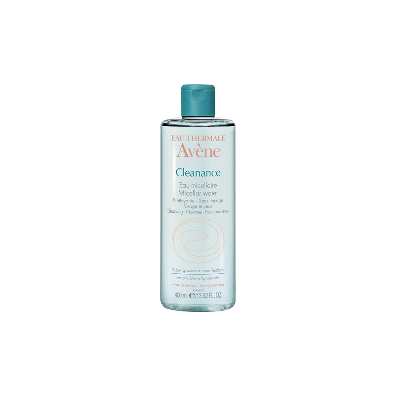 Cleanance Micellar water cleanser and make-up remover 400 ml