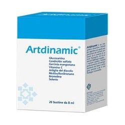 Supplement Artdinamic For The Joints and Cartilage 20 Sachets