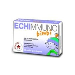 Supplement For Children Echimmuno Junior 30 Oval Units