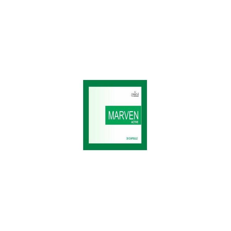 EMMEVI PHARMA - Supplement Marven Active For Trophism Microcirculation 30 Capsule