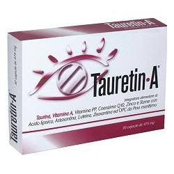 Supplement Tauretin-A For The Visual Function 30 Capsule