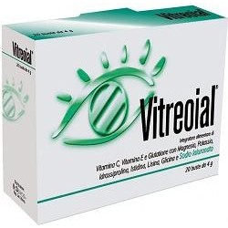 Supplement Vitreoial For The Visual Function 20 Sachets
