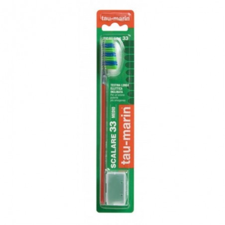 TAU-MARIN - Toothbrush Manual Medium Scalare 33 Cset